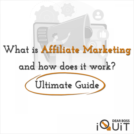What Is Affiliate Marketing And How Does It Work Featured Image