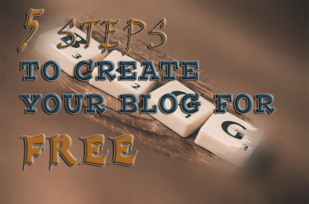 How To Create A Blog From Scratch For Free In 5 Simple Steps